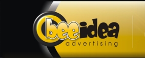 Bee Idea Advertising Logo