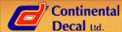 Continental Decal Limited Logo