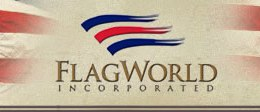 FlagWorld Incorporated Logo